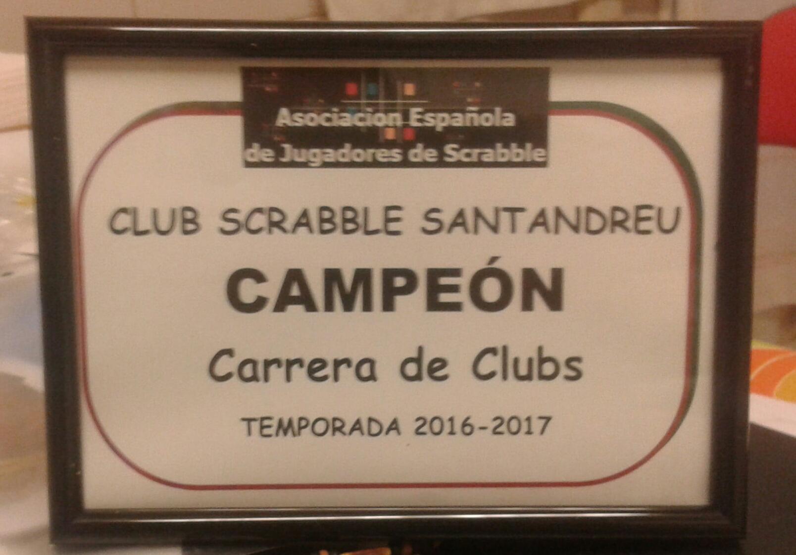 REGLAMENTO CARRERA DE CLUBES